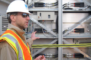 PG&E recently inaugurated the largest battery energy storage system in California at Yerba Buena, San Jose.