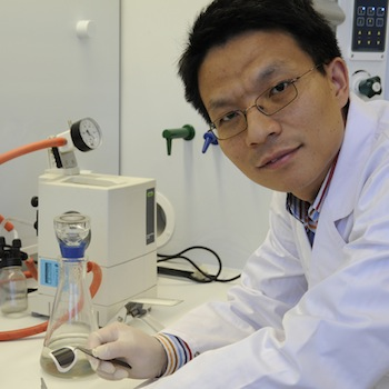 Dan Li's team has developed a graphene supercapacitor.