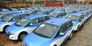 Over 800 BYD e6 electric vehicles are now being used as taxis globally.