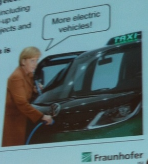 Electric vehicle policy in Germany