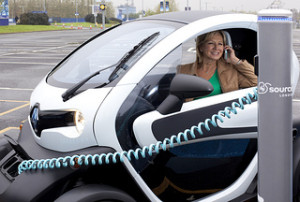 Vincent Bollore is investing $166m in the UK's Source London electric car-sharing network, which will include 6,000 electric vehicle charging stations.
