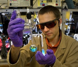 Scientists from across the world are working together to produce a commercially viable solar fuel.