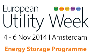 The European Utility Week energy storage programme is an Energy Storage Report gold partner