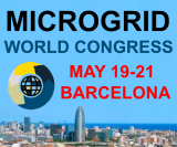 Microgrid World Congress in Barcelona from May 19 to 21