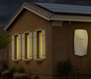 What are the issues for the grid and customers connected with the use of residential battery backup power systems to store solar energy? Photocredit: SolarCity