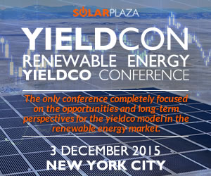 YieldCon is the only conference completely focused on the opportunities and long-term perspectives for the yieldco model in the renewable energy market.