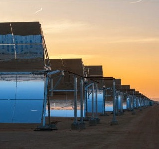 Abengoa bankruptcy: Who might buy the company's CSP plant assets in Chile, South Africa and the USA, or invest in Abengoa Yield? Photo: Mojave Solar Project, Abengoa