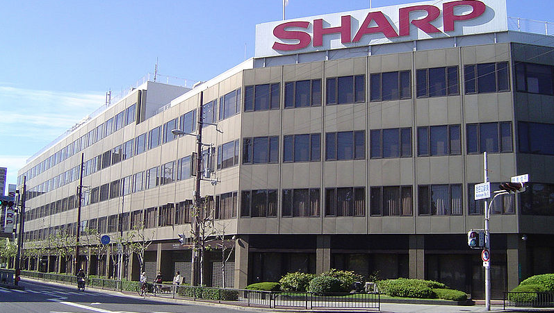 Sharp is offering financing to make it easier for customers to buy storage products.