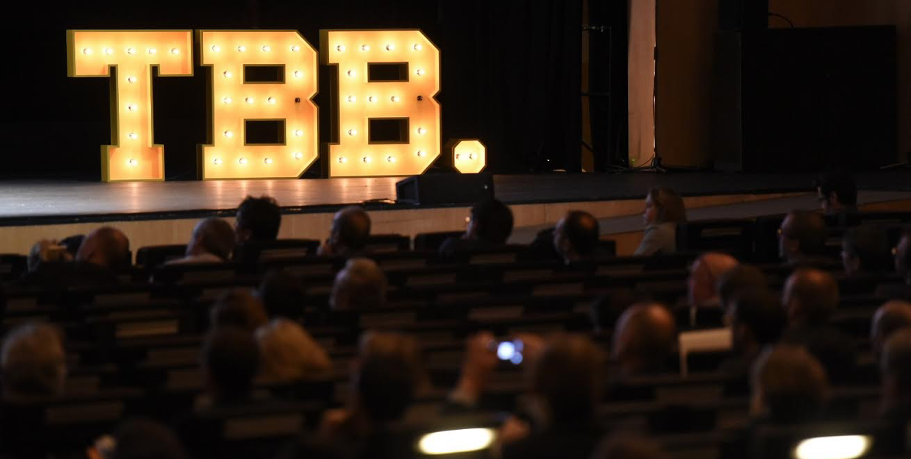 Skeleton Technologies pitched to investors at The Business Booster in Barcelona (pic: InnoEnergy).