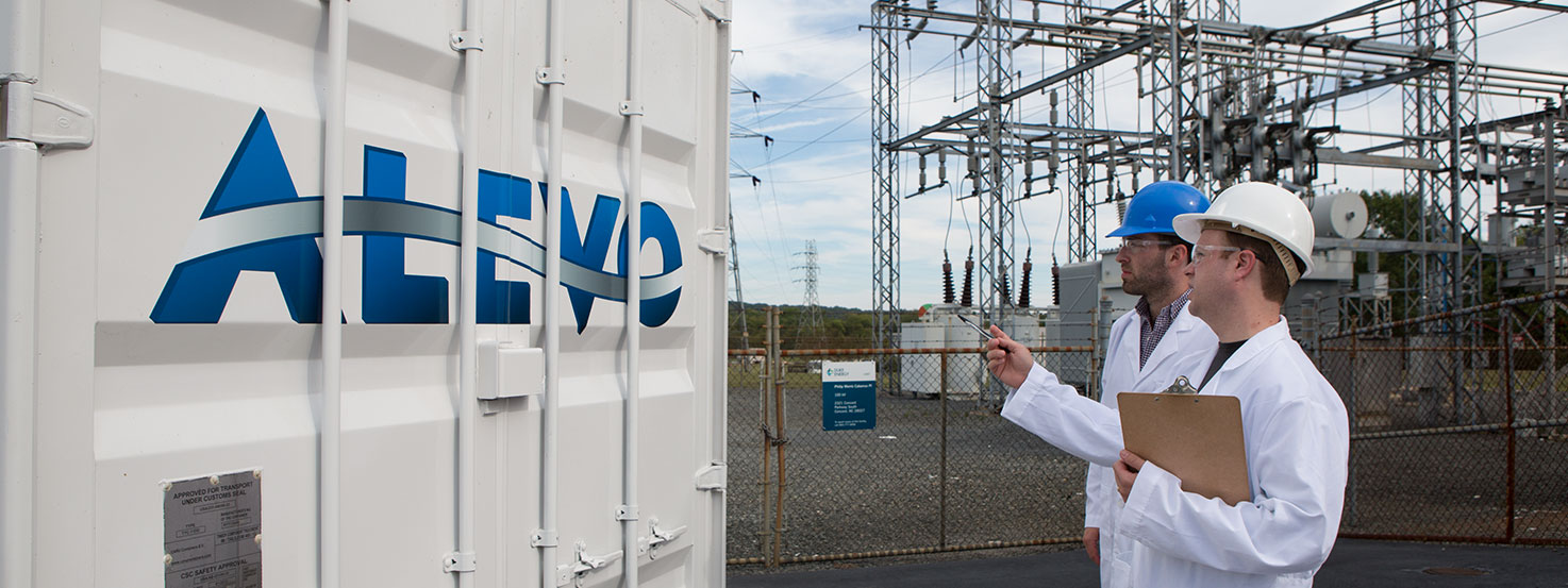Alevo battery technology is entering commercial operation this month, as it installs six GridBank units for the PJM Interconnection Market. Pic: Alevo.