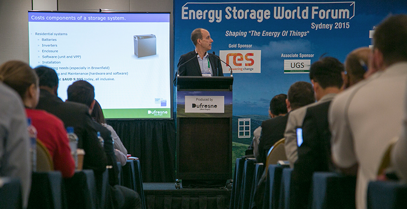 Utility responses to grid defection will be one of the many topics being discussed at the Energy Storage World Forum in Berlin this May. Pic: Energy Storage World Forum.