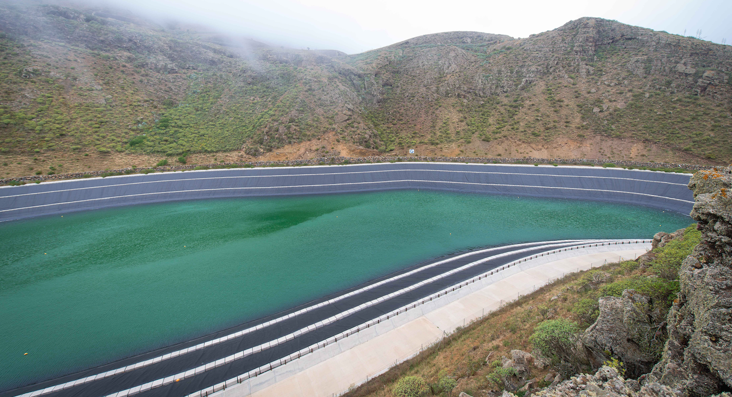 The pumped hydro project on El Hierro, Spain, is failing to meet expectations. The US faces a glut of applications for similar projects, which will face challenges of their own. Pic: Animam.photography.