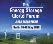 The Energy Storage World Forum, Berlin 16-18, 2018.
