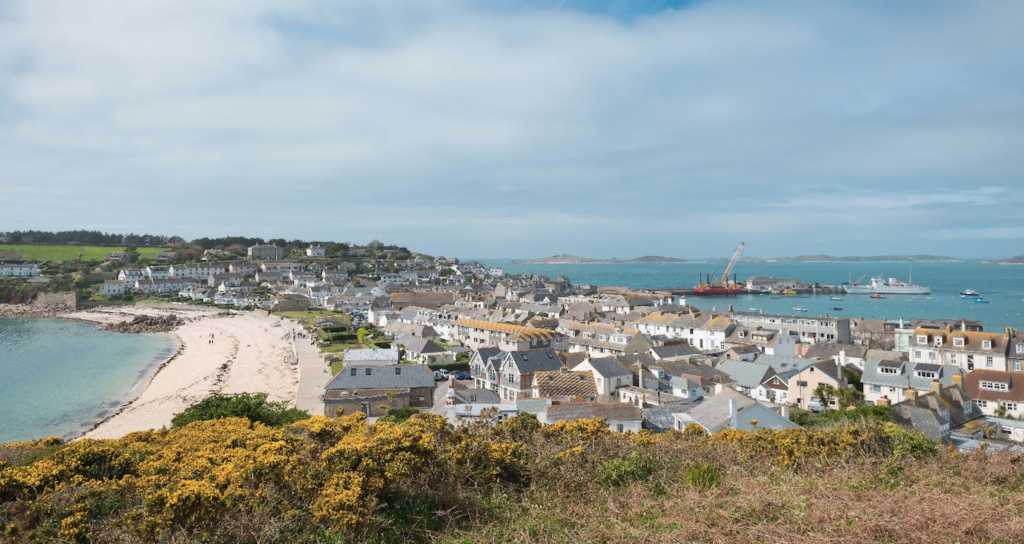 The Scilly Isles, scene of an important microgrid project involving Moixa Energy. Pic: Animam.photography.