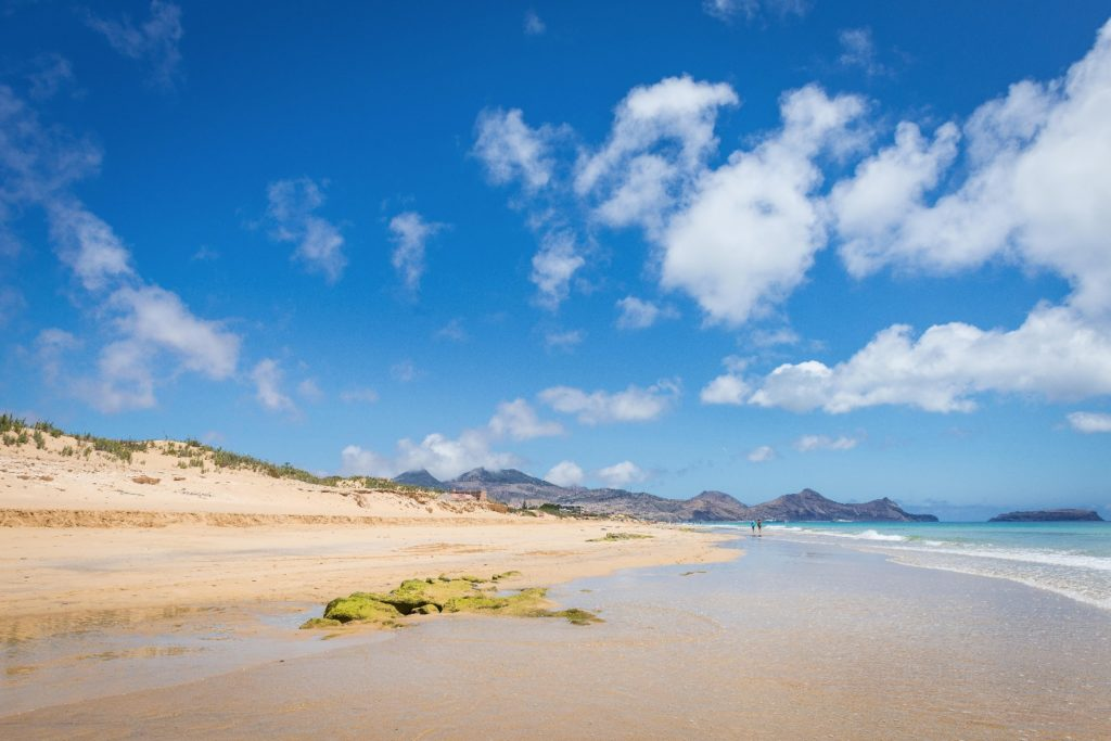 Porto Santo, one of the most recent islands to have announced a battery-based microgrid project. Pic: Animam.photography.