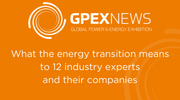 The Global Power & Energy Exhibition (GPEX), taking place in Barcelona, Spain on 17-20 September 2018, will showcase the strategies and technologies needed to adapt to the global transition, and the move towards a more sustainable, low-carbon and smart energy system. Get your free e-book here.