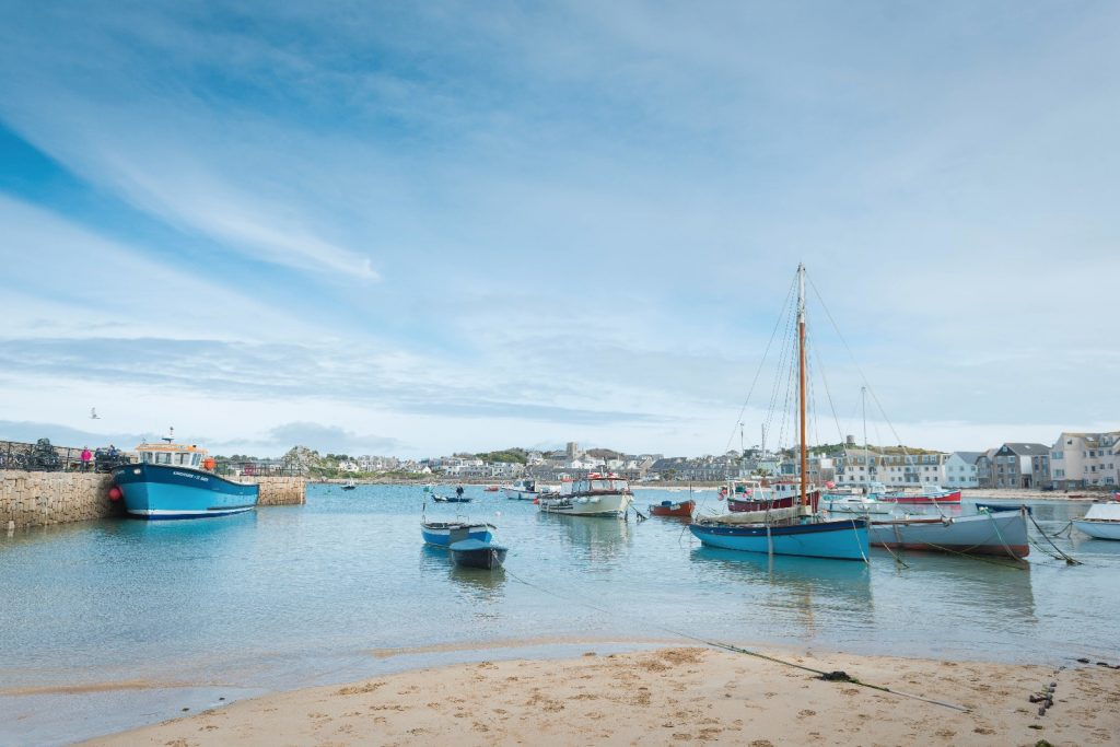 Can energy storage help the idyllic Scilly Isles have a greener electricity system? Pic: Animam.photography