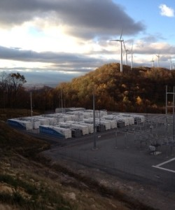 Laurel Mountain, West Virginia – A previous collaborative project between AES and PJM.