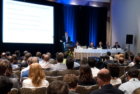 Industry experts discuss the future of energy storage at Intersolar North America