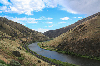 Yakima – the proposed location for a new CAES site.