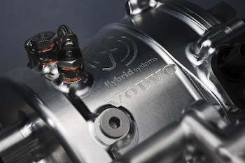 Could flybrids and flywheel energy storage replace batteries in hybrid vehicles. Photo credit: Flybrid Automotive
