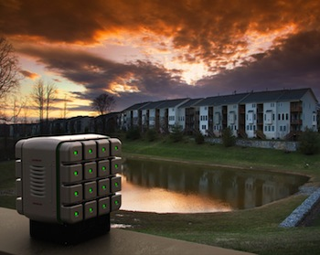 Redox Power Systems, University of Maryland, Microsoft and Trans-Tech collaborate on solid oxide fuel cells, with funding from ARPA-E.