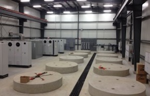 NRStor has opened its 2MW Temporal Power flywheel energy storage system in Harriston, Ontario – the first grid energy storage in Canada.