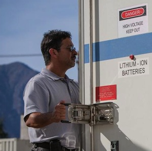 Grid-scale energy storage projects in the USA are causing problems for utilities, according to a report from Energy Storage Update. Photo: Borrego Springs microgrid, San Diego Gas & Electric Company