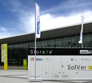 Trends reveal the energy storage industry may not follow the growth pattern of solar, due to the need for a wider range of different technologies. Photo credit: Ads-tec